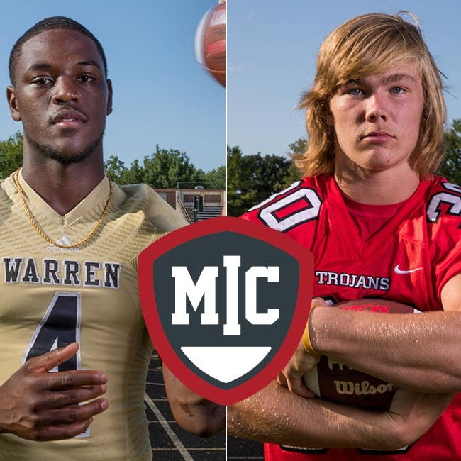 Watch live high school football: No. 1 Warren Central vs. No. 6 Center Grove
