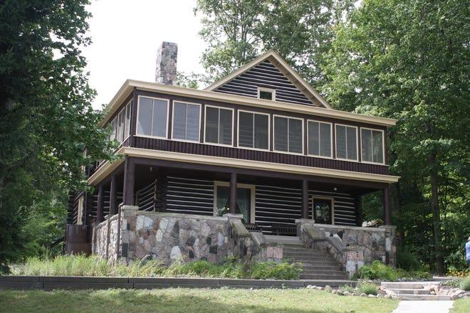 Gene Strattan Porter House Sylvan Lake