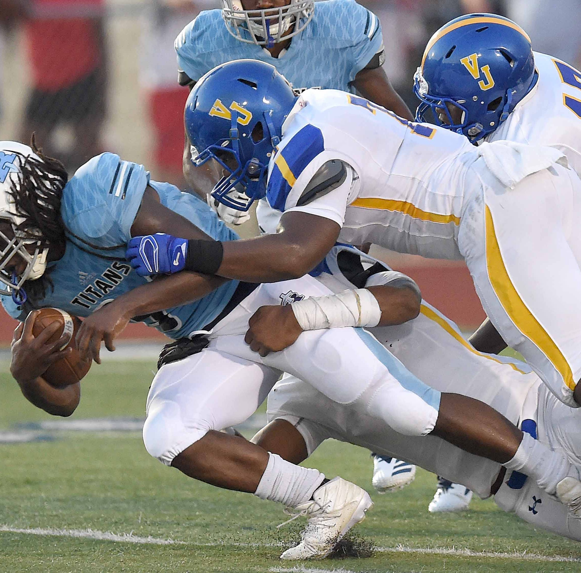 Mississippi high school football scores, news, updates from Week 1