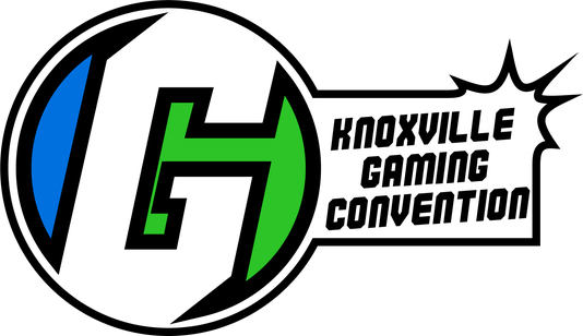 Knoxville Gaming Convention logo