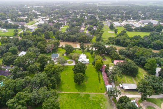 This home is located in beautiful St. Martinville, Louisiana.