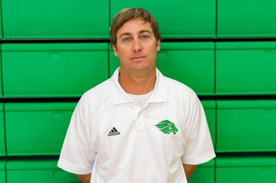 Coach Rob Pool