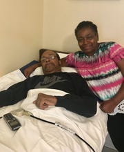 George Jackson, 76, filed a federal lawsuit against the director of the Veterans Affairs Regional Office in New Orleans claiming he violated Jackson's constitutional and statutory rights. Jackson is considered tetraplegic and lives with wife Helene in Lake Charles.