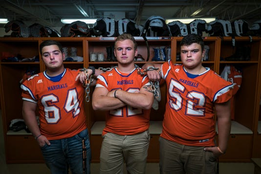 Marshall County Shooting Victims Start New Football Season