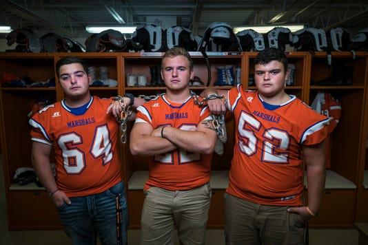 Marshall County Shooting Victims Start New Football Season