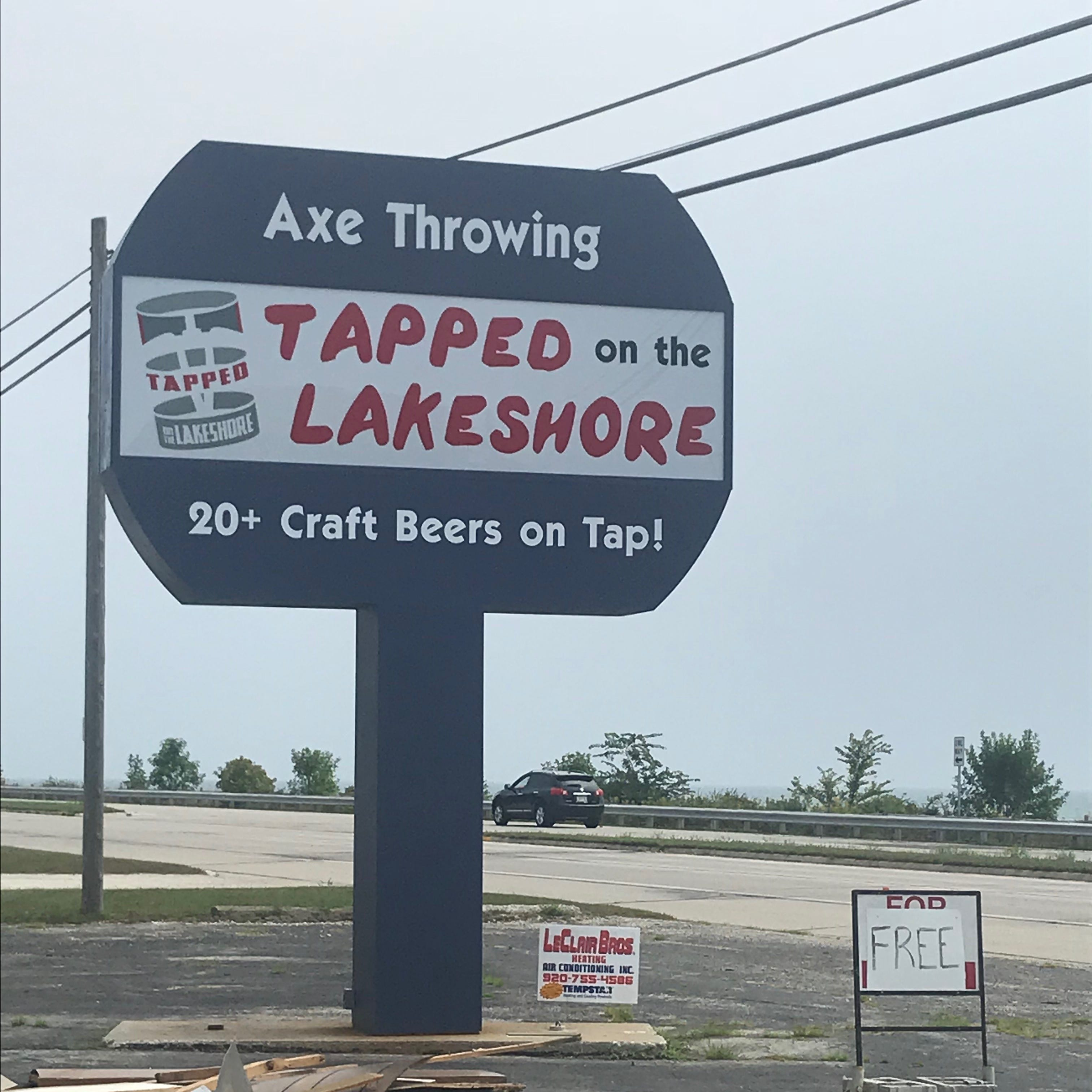 Two Rivers bar will have ax throwing, hammerschlagen, other activities | Streetwise