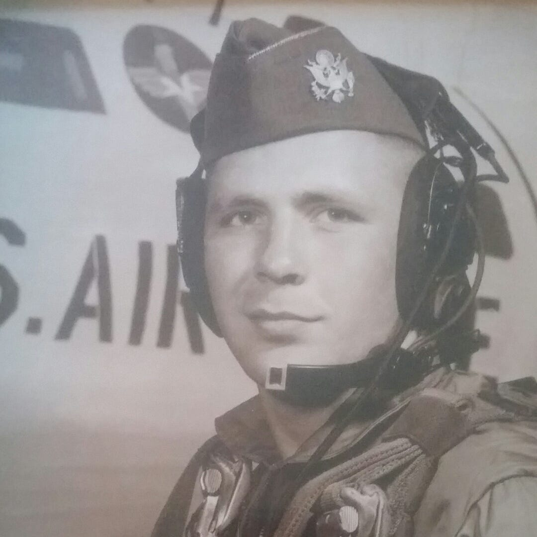 Veteran's Story: Air Force veteran 'enjoyed every minute of it'