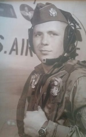 James Smith served in the US Air Force during the Vietnam War.