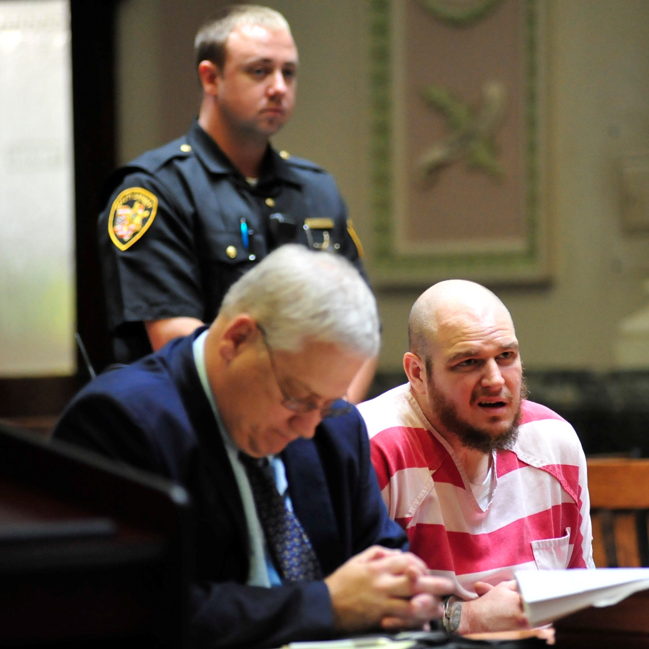 Kunzer gets 6 years for threatening judge's family and other officials