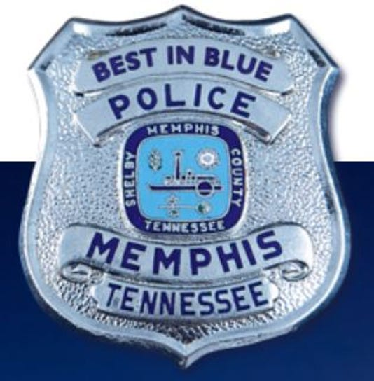 Memphis Police Department Logo