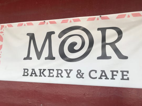 Look for Mor Bakery & Cafe's sign at the north end of Lincoln Warehouse, at 1st and Becher. It's named for the Swedish word for mother; owner Traci Morgan-Hoernke said she'd never have opened a bakery if it weren't for her son