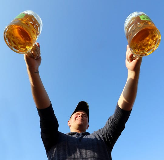 Oktoberfest in the park is from 4 to 10 p.m. Sept. 29 at Elm Grove Village Park.