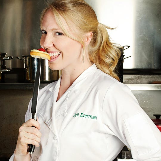 Green Bay chef Jyll Everman specializes in bite-size foods.