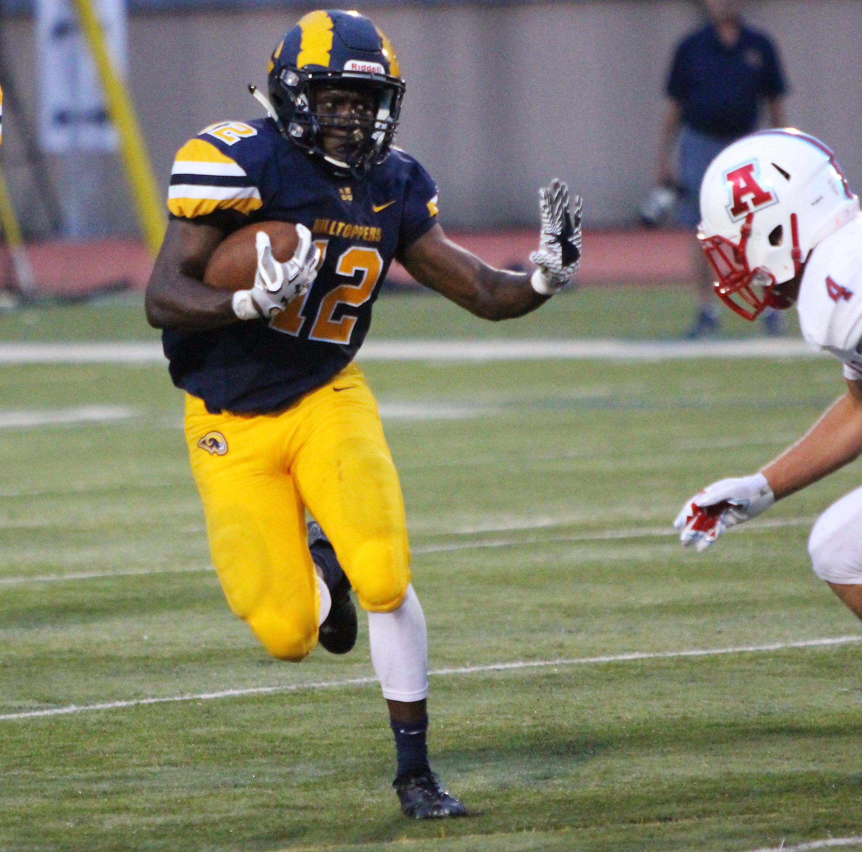 Five takeaways: Marquette's offensive line, Brown-Williams shine in victory over Arrowhead