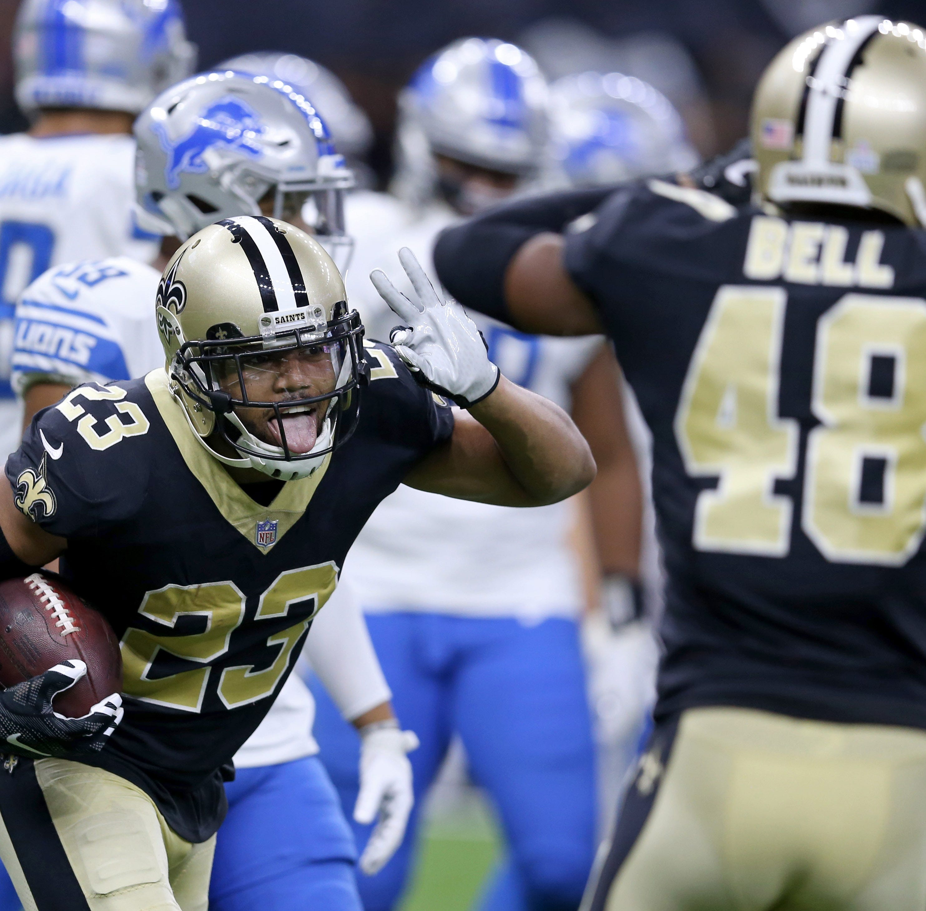 Saints defensive backs ranked among NFL's emerging stars