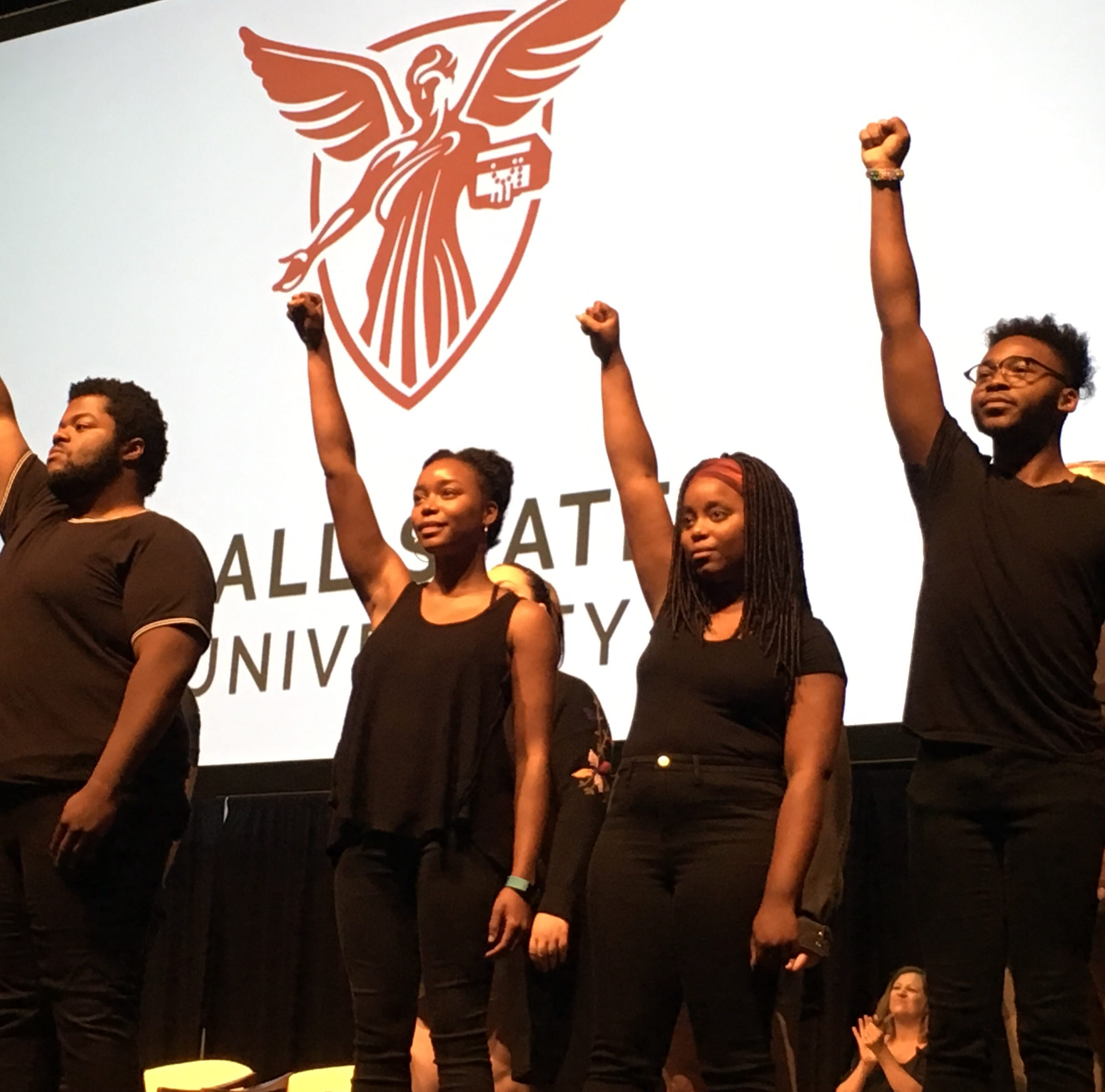 Messages of diversity dominate Fall Convocation at BSU