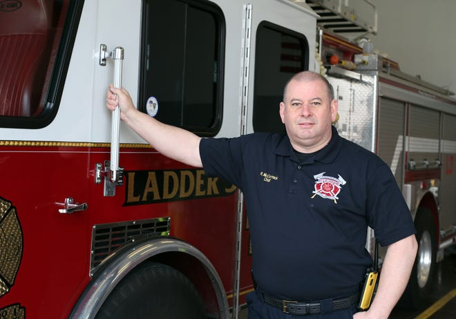 Rick McCormick spent 31 years with La Vergne Fire Department.