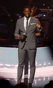 James Shaw Jr. at the Black Music Honors at TPAC in August.