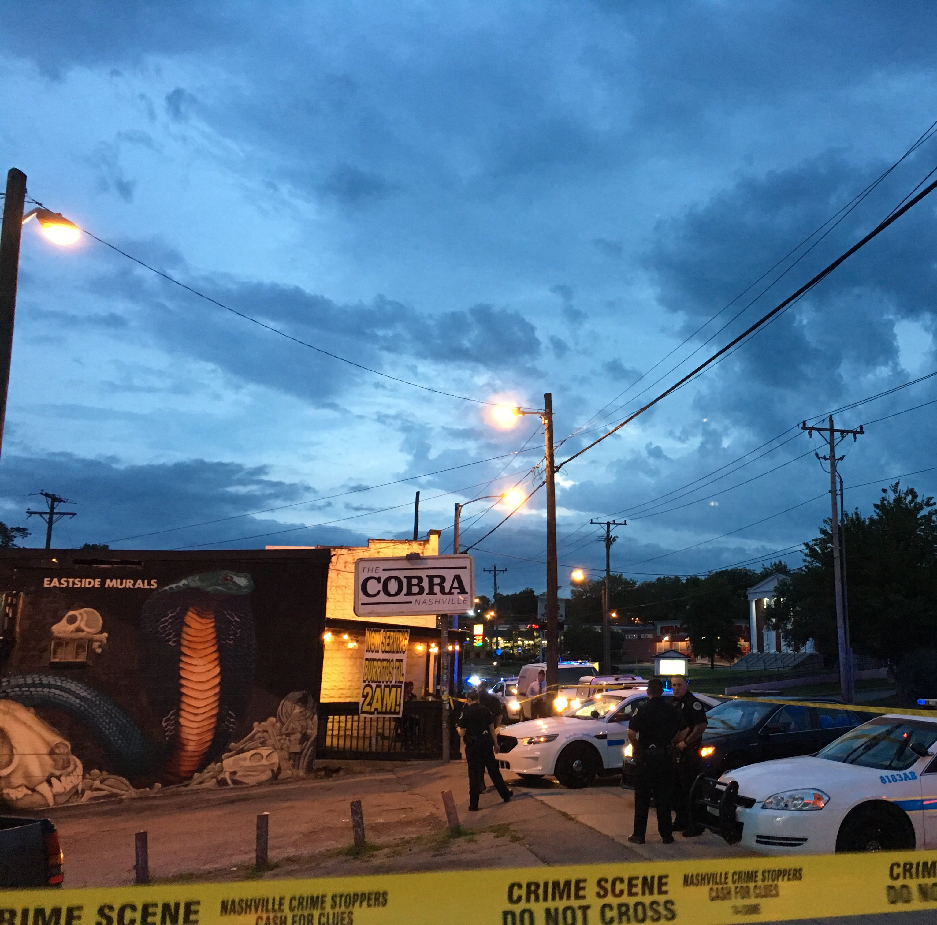 Woman killed, man injured in East Nashville bar shooting