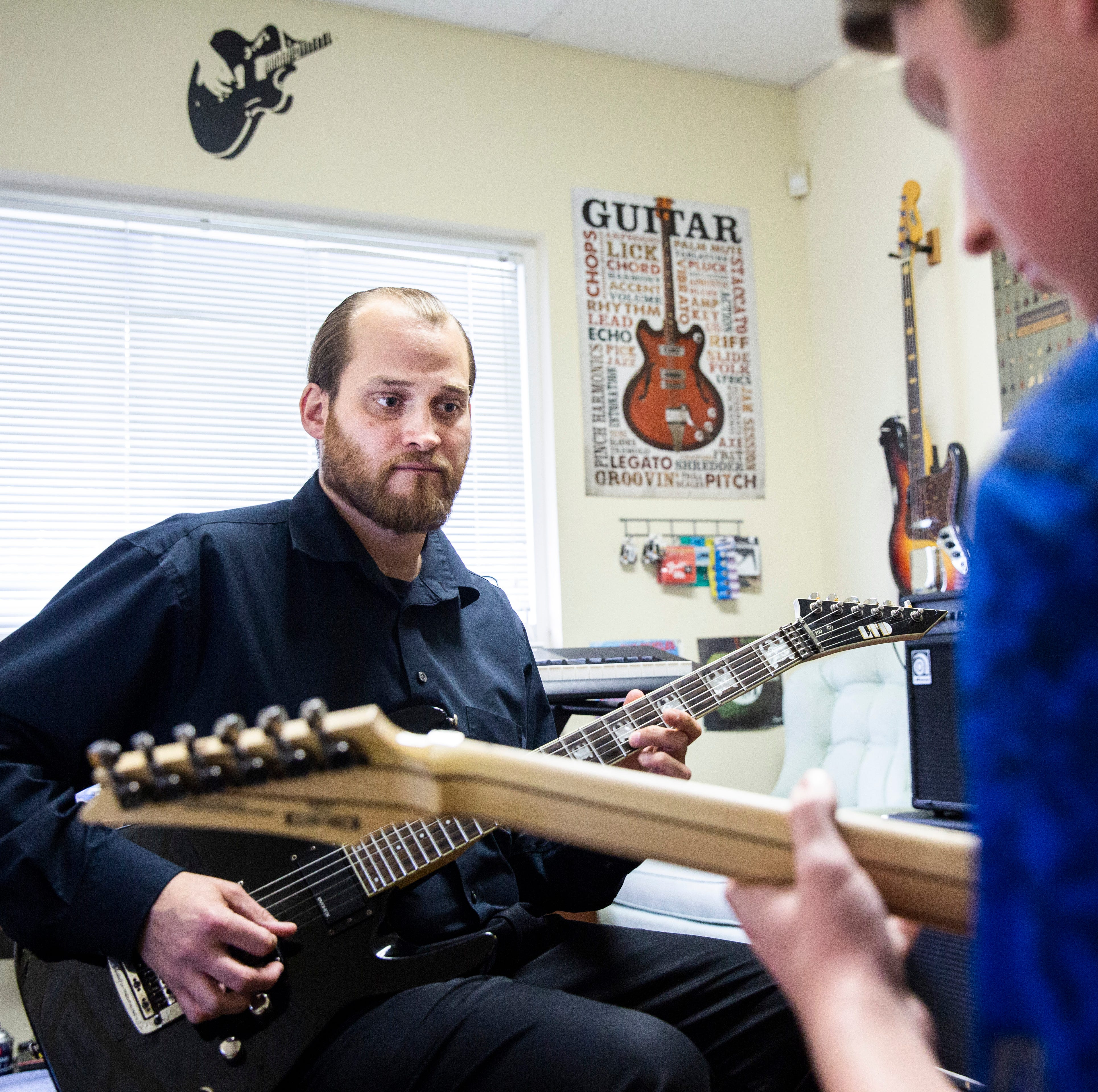 Want to learn guitar? Local instructor to answer questions on Facebook live