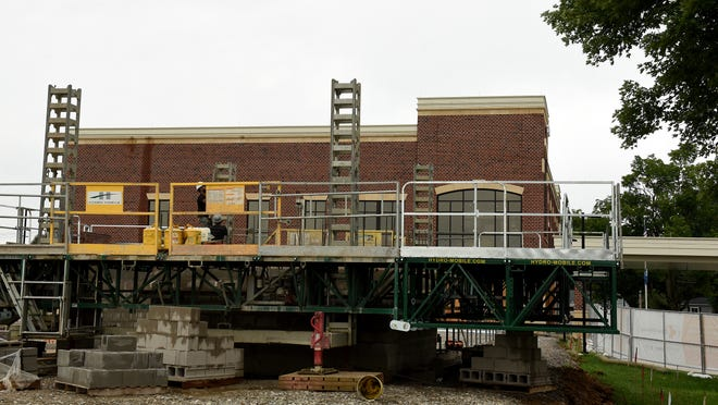 The Licking Memorial Medical Campus on West Main Street in Newark is building an $8 million addition to the south side of the building.