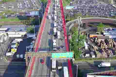 Route 495 construction: Long Lincoln Tunnel wait to get even