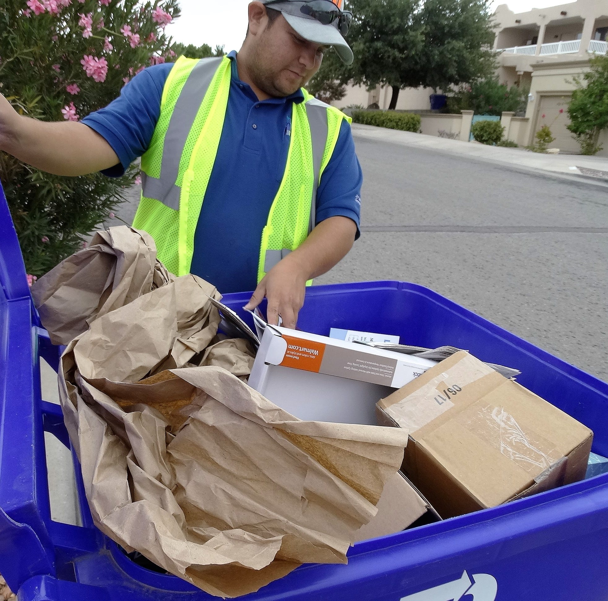 City to inspect recycling bins for contamination