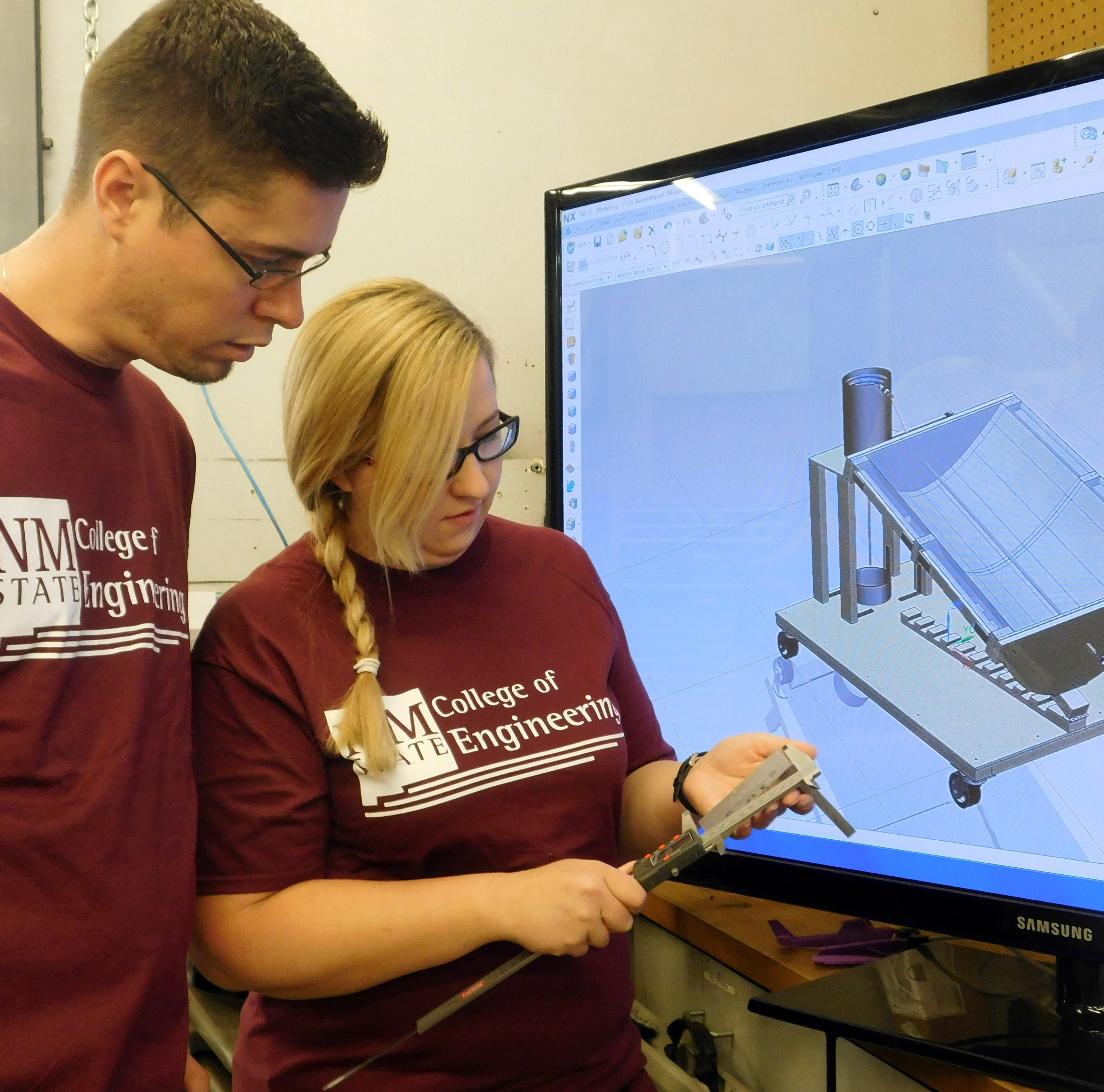 Planned NMSU engineering center to focus on advanced manufacturing