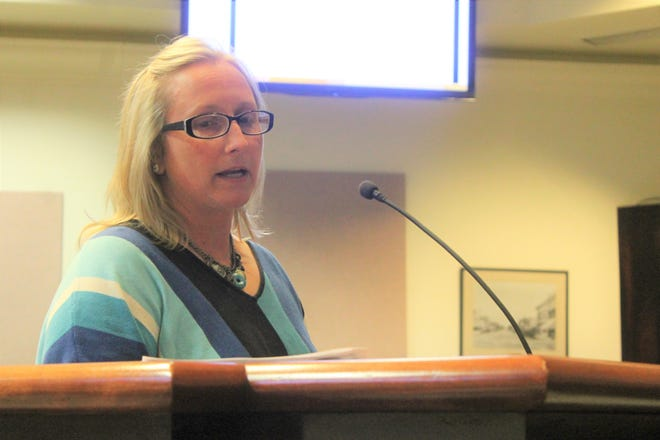 At the Aug. 14 regular City Commission meeting, Marketing Director Michelle Brideaux talked to City Commissioners about using the lodgers' tax to pay for advertising.