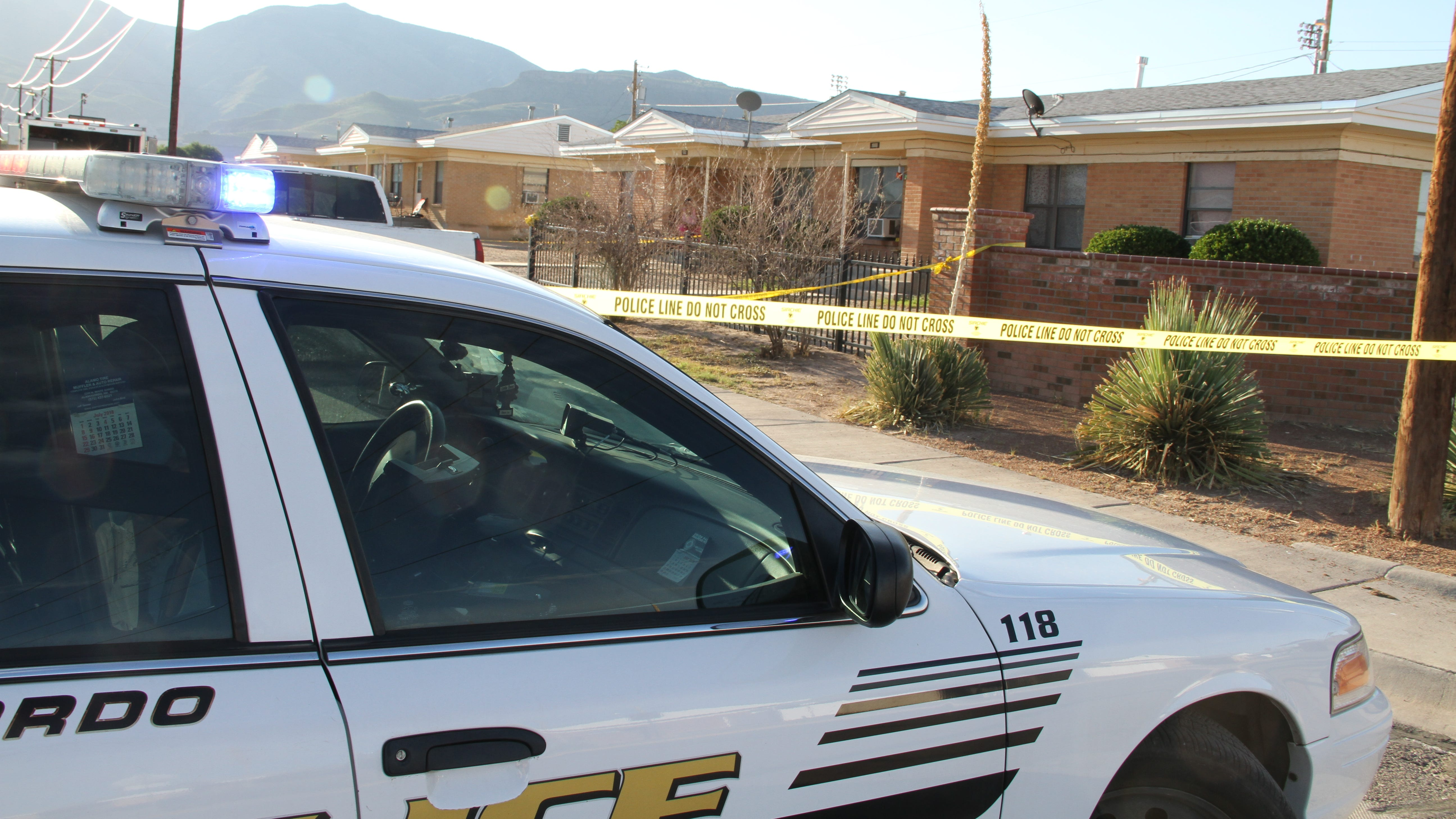The Alamogordo Police Department is investigating a fatal shooting at 1000 Seventh Street that occurred the morning of Aug. 17, 2018.