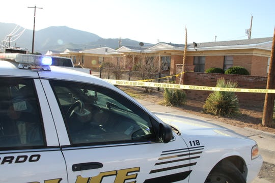 The Alamogordo Police Department arrested an Alamogordo man in connection with the fatal shooting at 1000 Seventh Ave. that occurred the morning of Aug. 17, 2018.