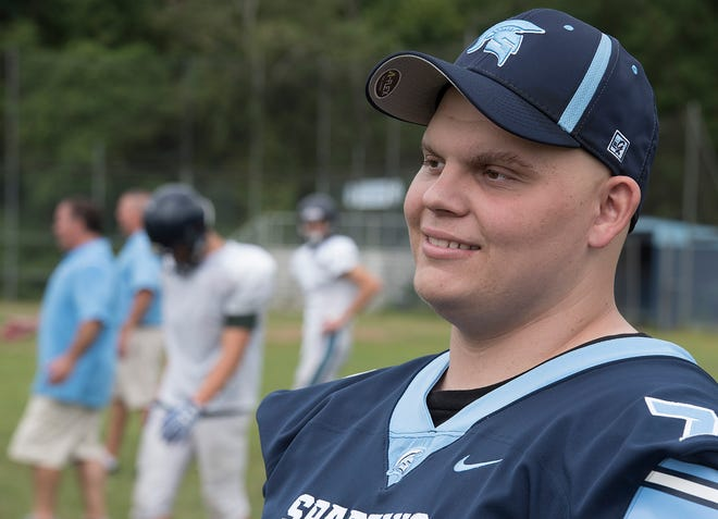 Livonia Stevenson senior Ed Belea recently learned that he is cancer free, following several months of fighting Stage 4 Hodgkin's lymphoma.