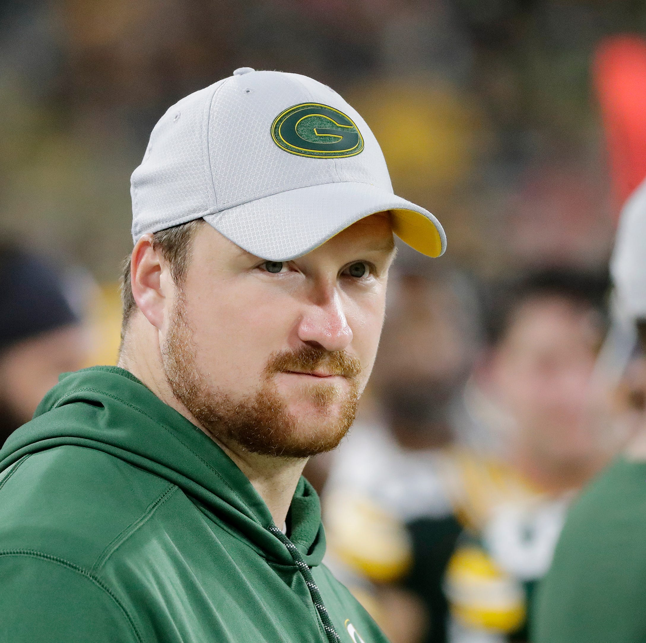 Three Packers starting offensive linemen inactive against Atlanta Falcons