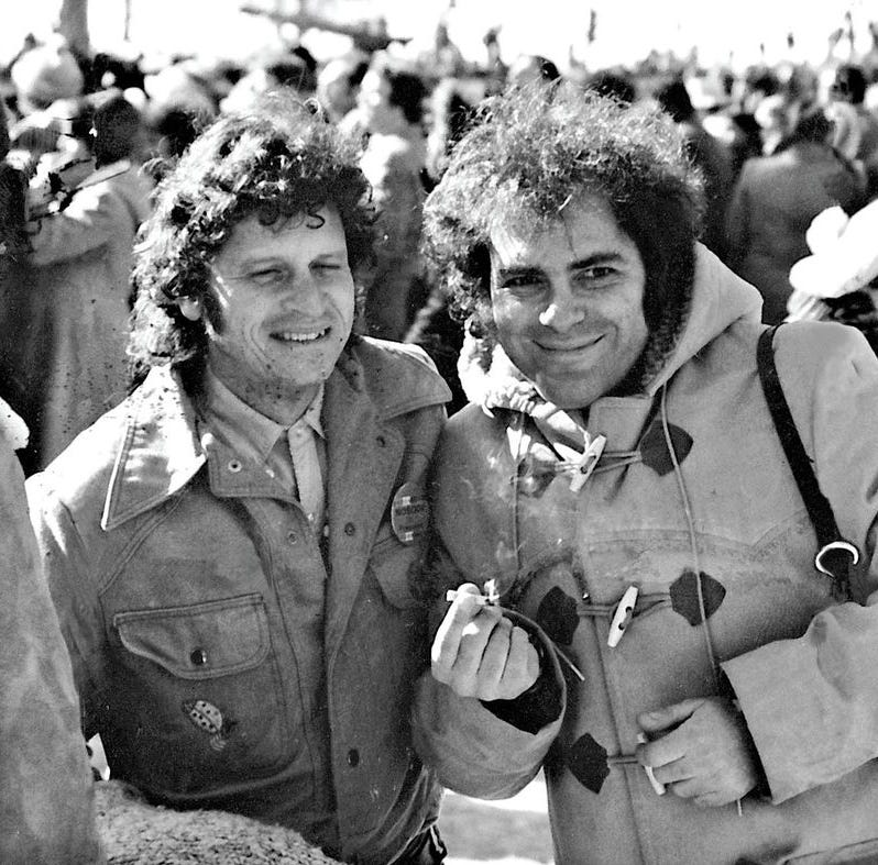 50 years after the Chicago Democratic National Convention, Paul Krassner still hasn't sold out