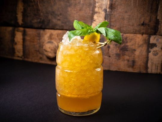 The Peach Rose is now the official Four Roses 130th Anniversary Cocktail, created by Phoenix's Will Mejia.