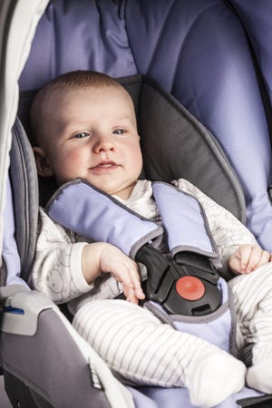 A car seat check will be Aug. 22 in Marysville