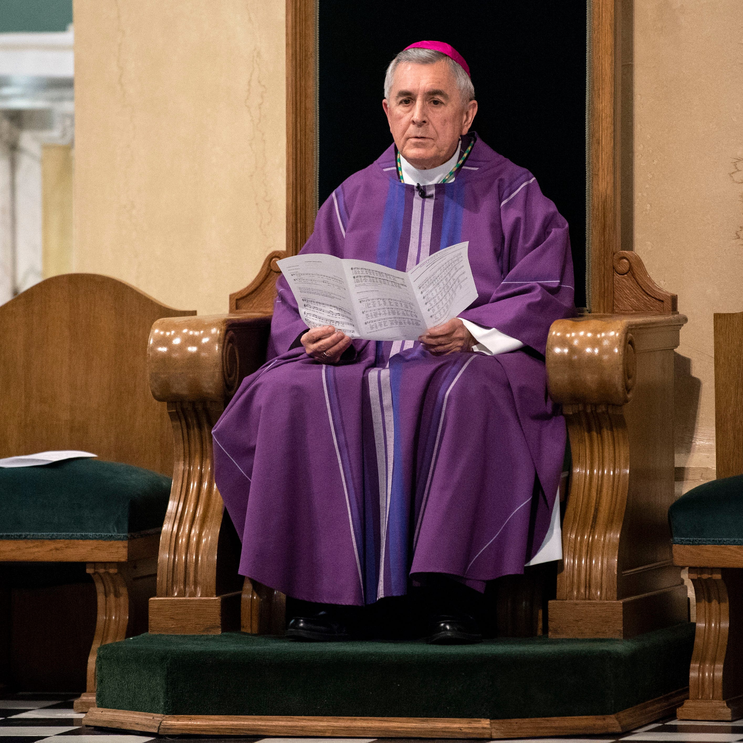 Bishop changes course, asks pope to defrock last abusive priest on church payroll in Pa.