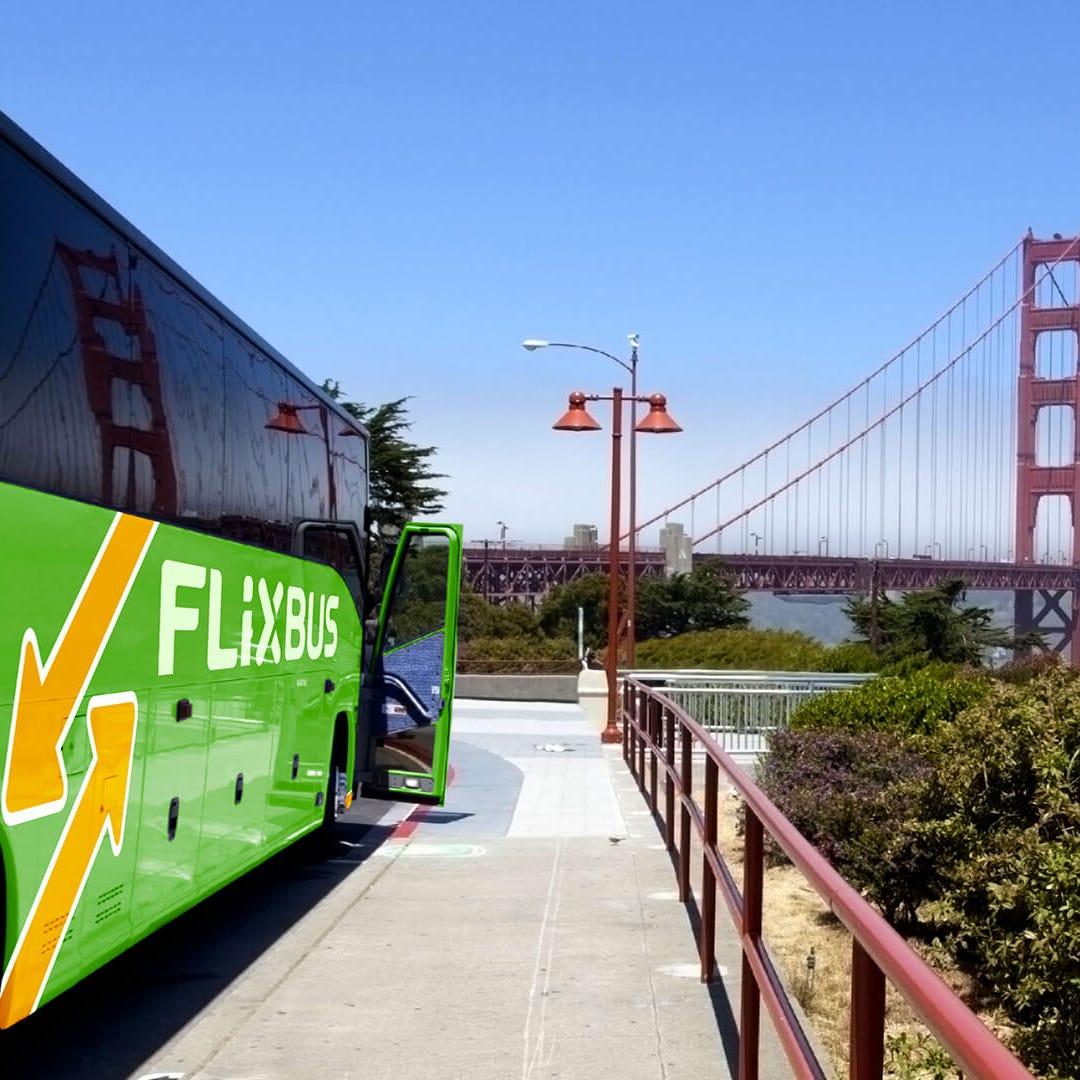 FlixBus expands Reno service to Anaheim, Sacramento, Bay Area