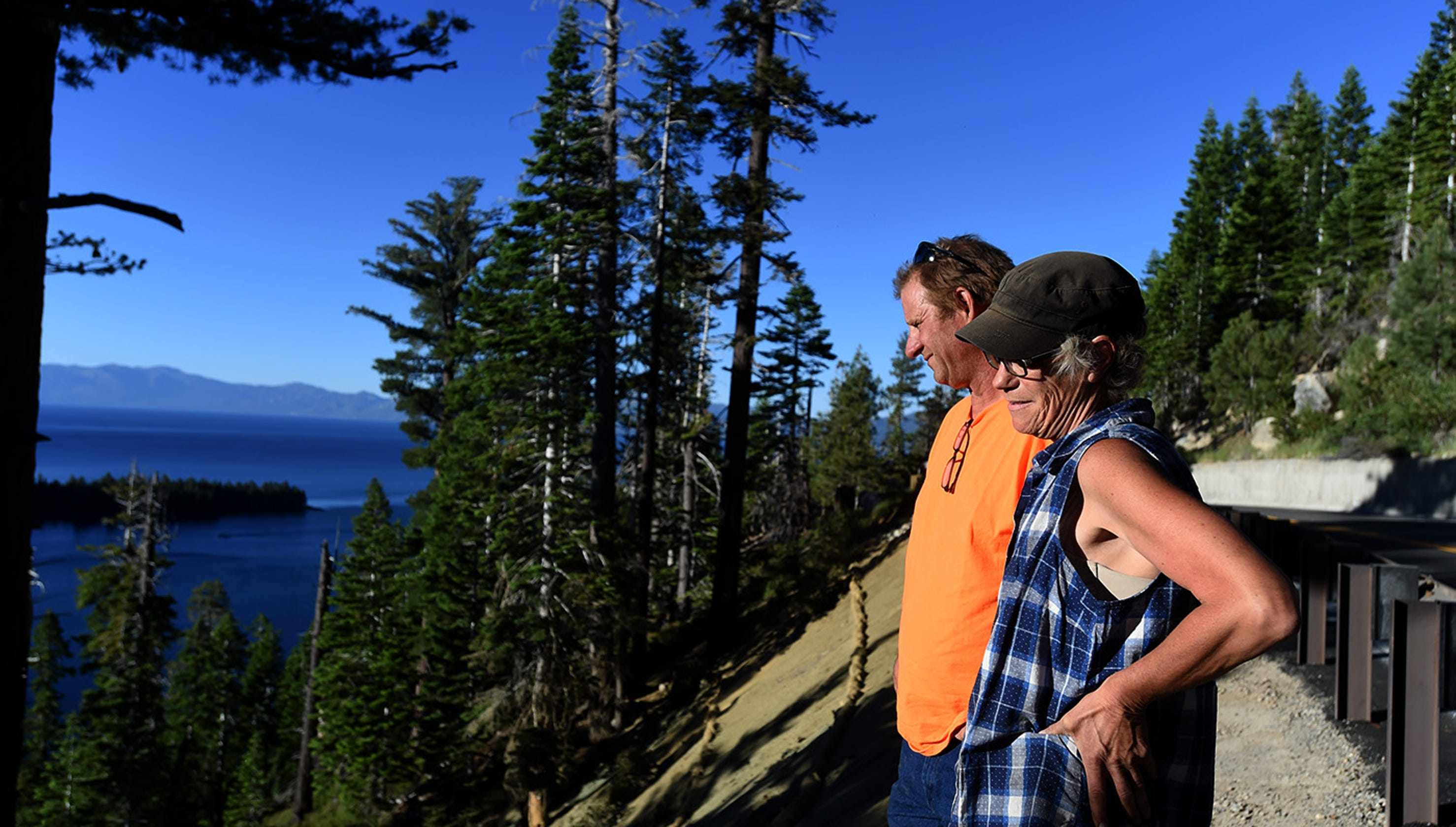 Caltrans and construction company to pay fine for Tahoe