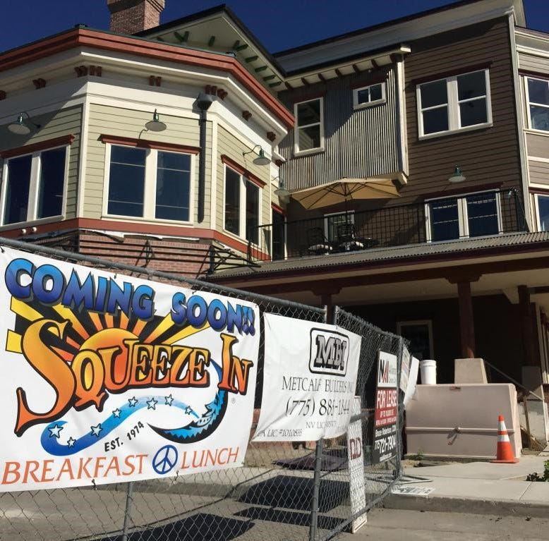 Squeeze In to open first Carson City restaurant