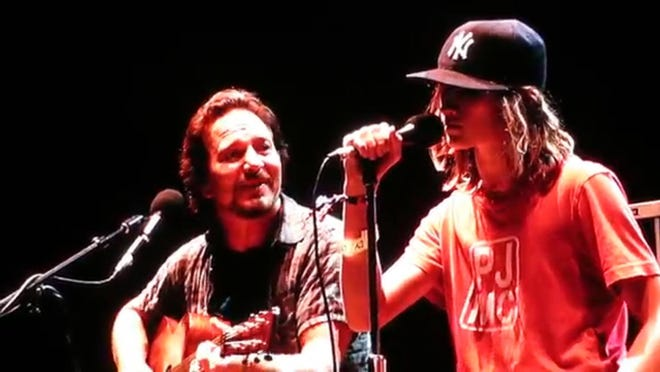 Victor's Jack White, who made headlines after performing with Pearl Jam frontman Eddie Vedder last year near Nashville, is one of the acts playing the Fairport Music and Food Festival.