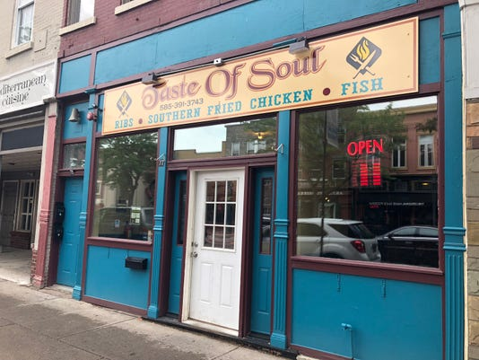 Taste of Soul exterior