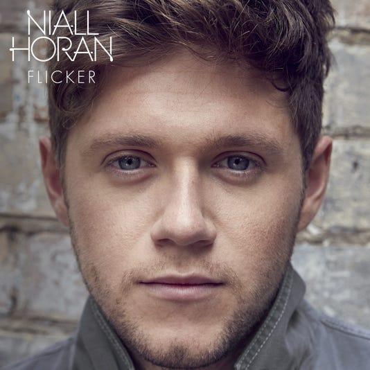 Niall Horan Flicker cover