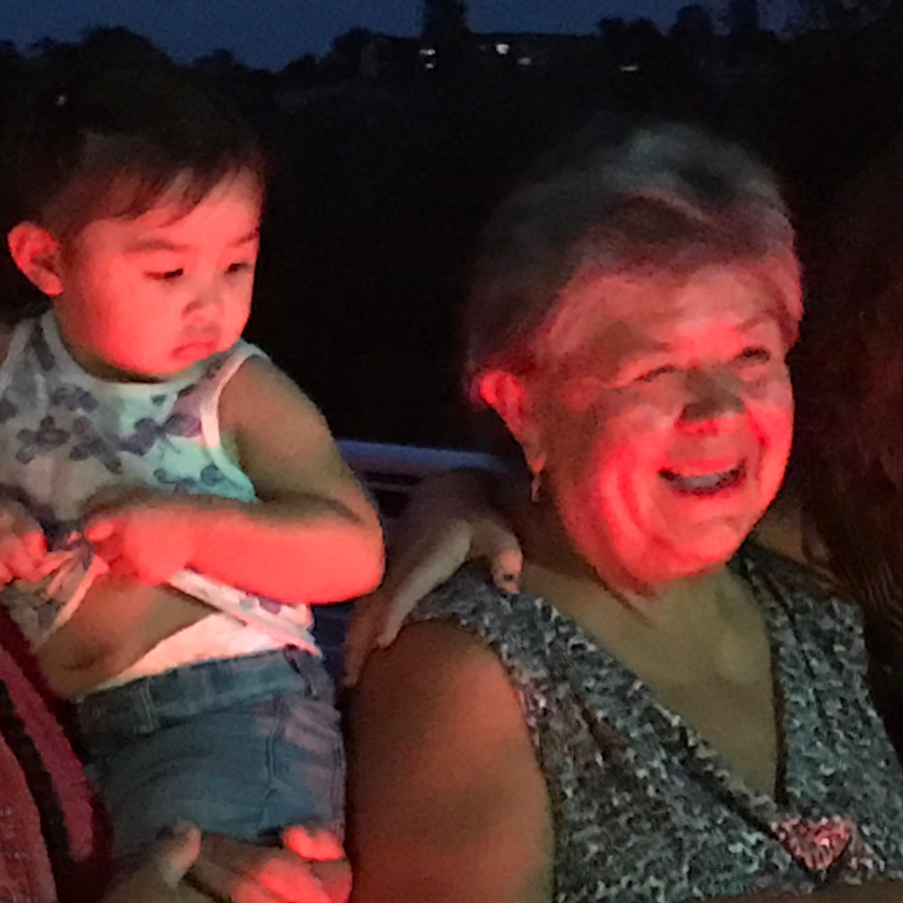 Native American healing ceremony for Carr Fire, broken treaty