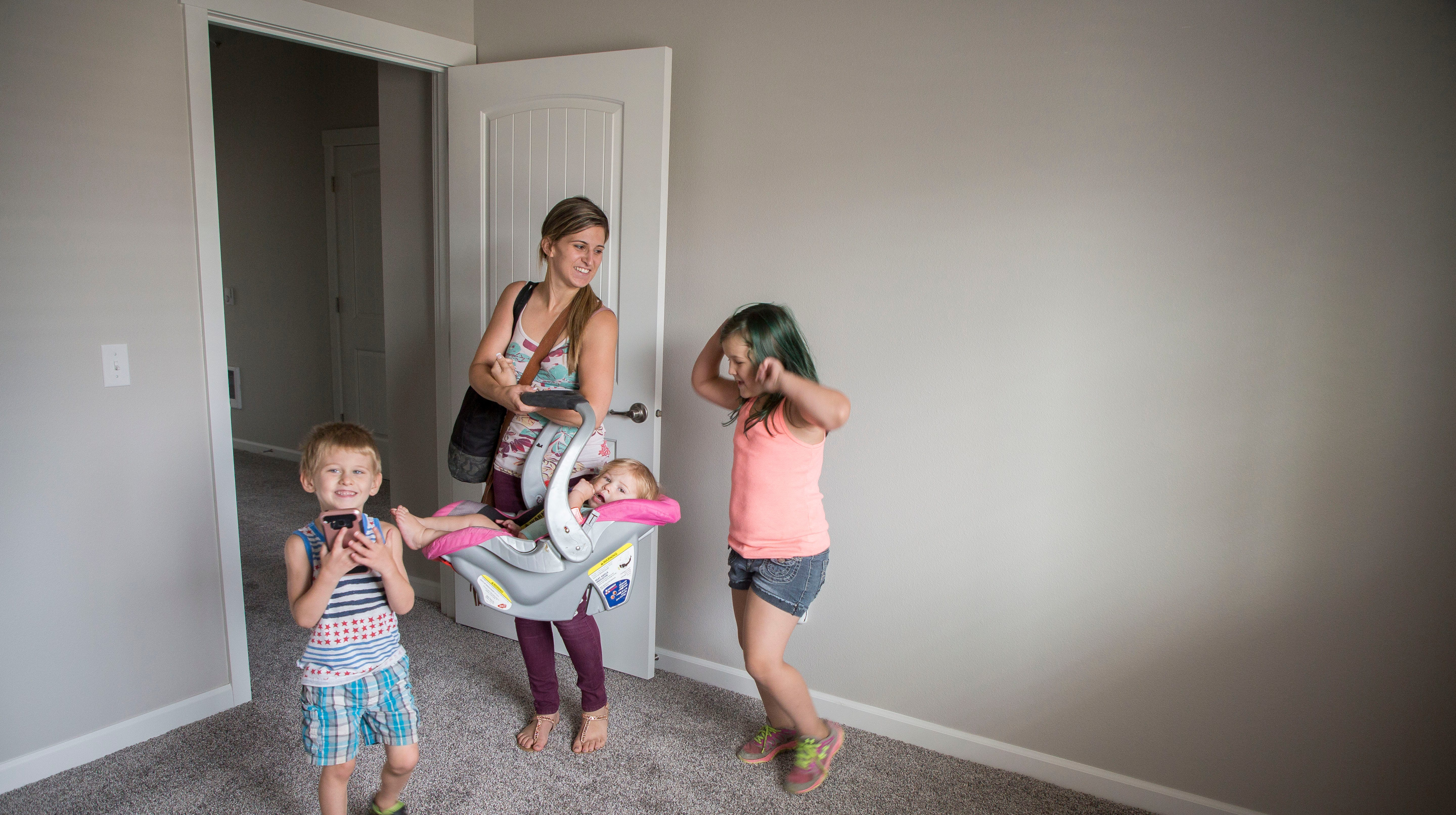 Cornerstone Apartments in north Salem bring hope to low-income families