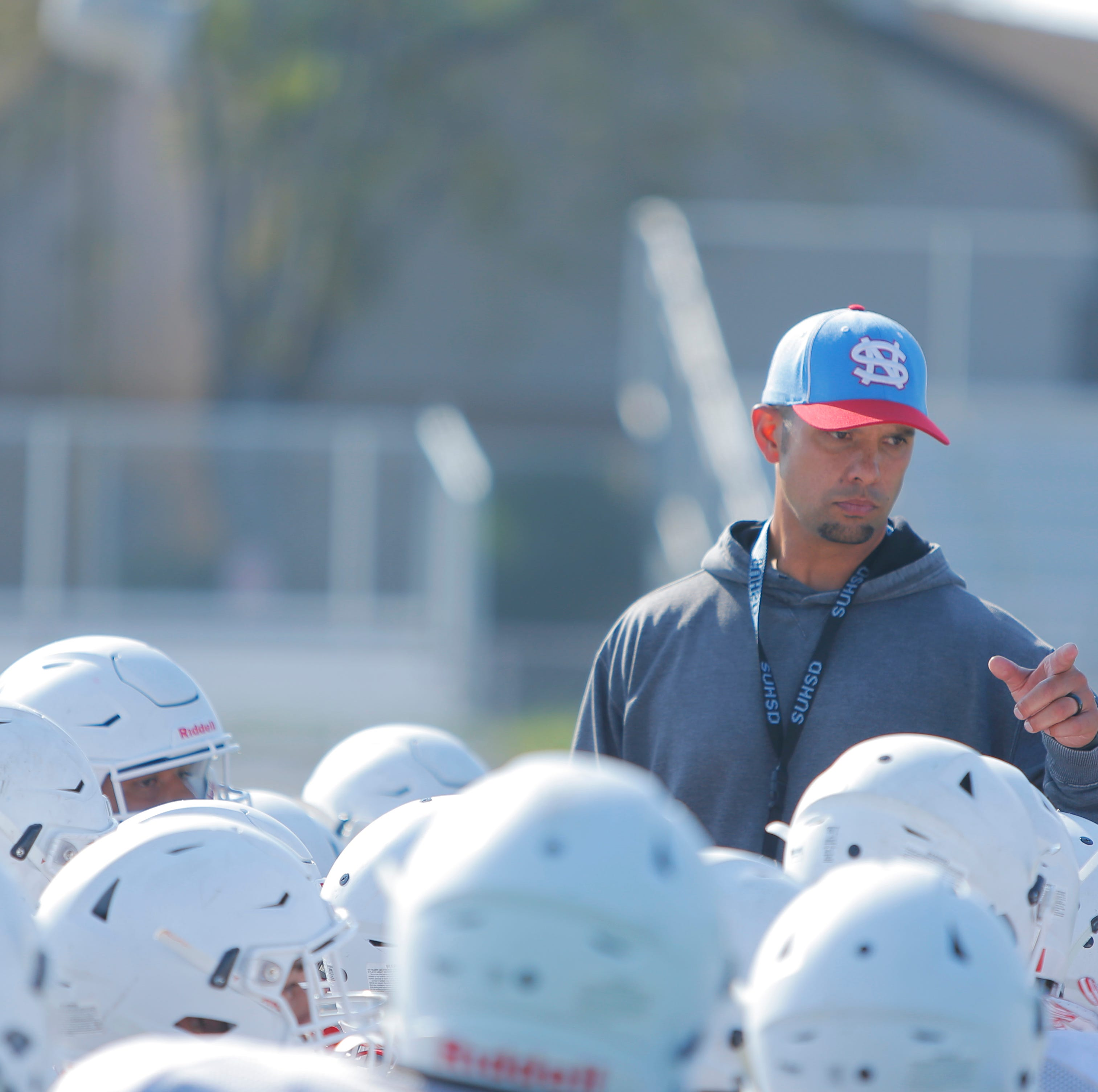 'Fresh start': North Salinas football's promising reset in 2018