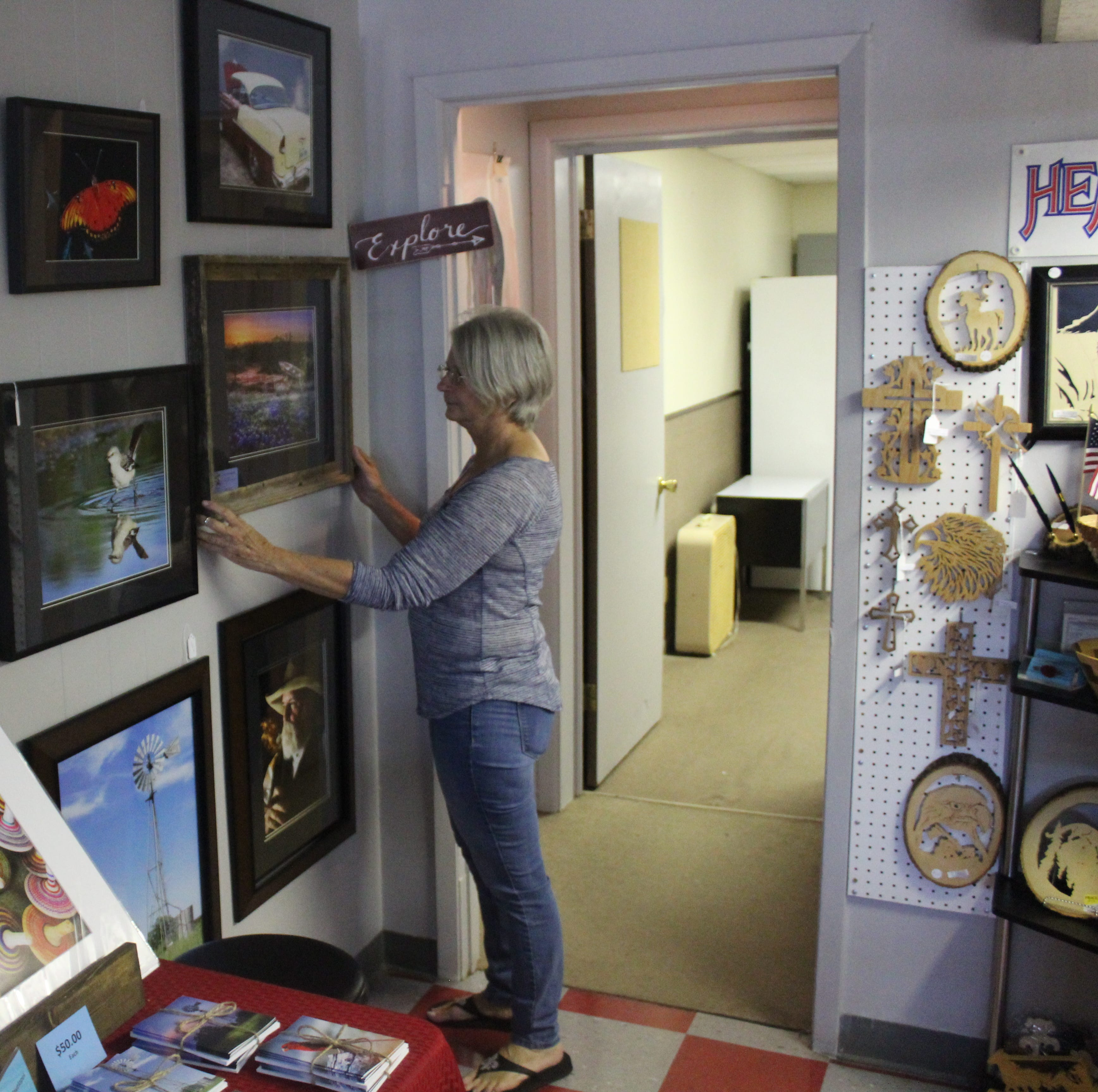 Out of the Box looks to provide good environment for San Angelo artists