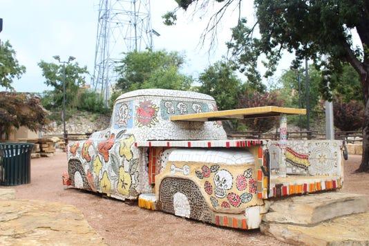 Mosaic Pickup