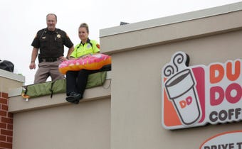 A short video about efforts by Sheboygan area law enforcement to help raise funds for Special Olympics