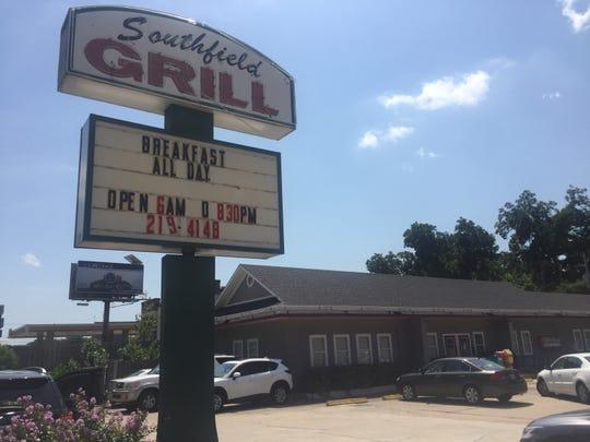 Southfield Grill on Southfield Road